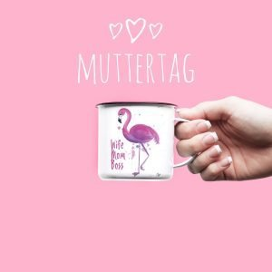 Wife, Mom, Boss – Muttertags Edition